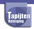 tapijtreiniging