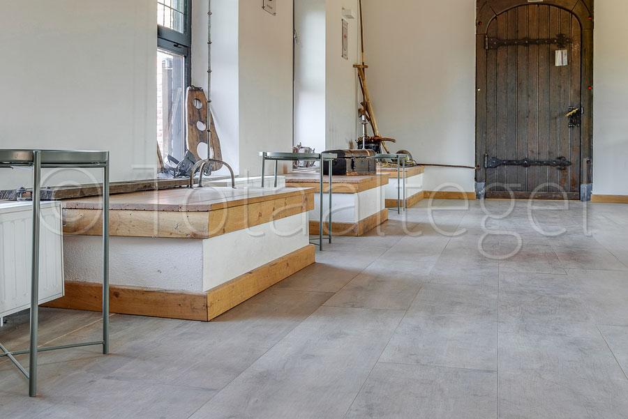 tegels houtlook